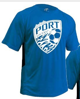 Port Soccer Dryfit T-shirt