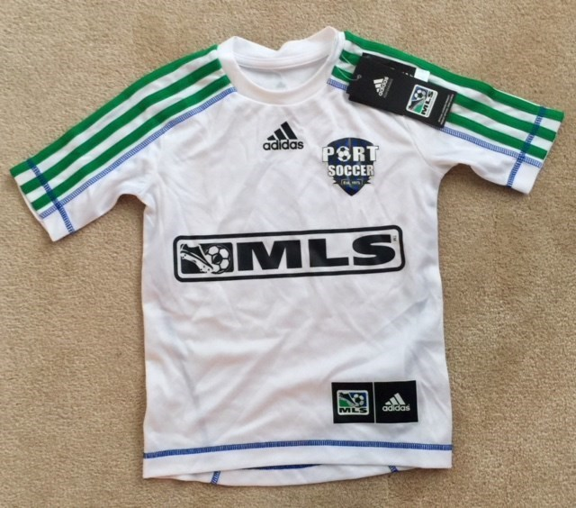 Port Washington Soccer MLS Dryfit Shirt